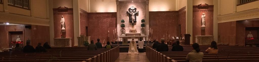 40 Hour Adoration & Devotion