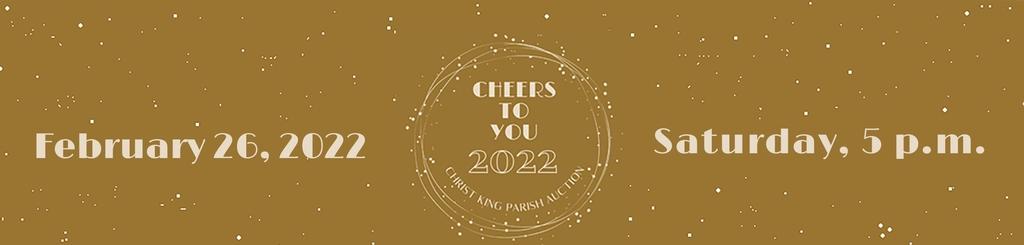 2022 Auction Banner