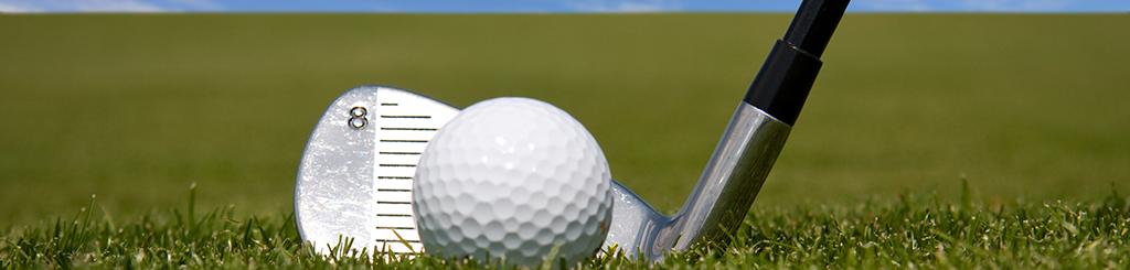 Golf Open Banner