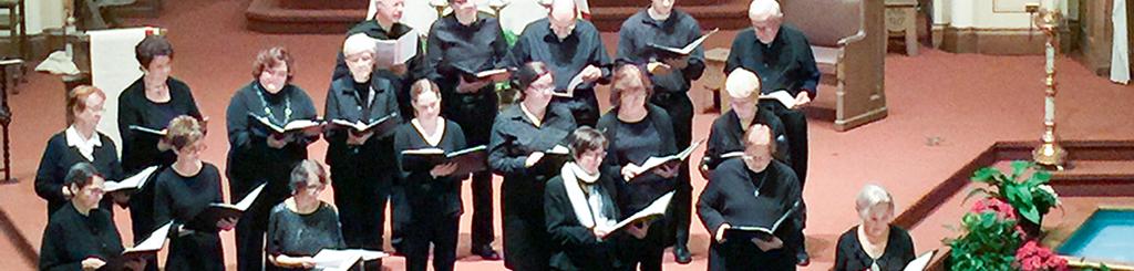 Choir in ALMA