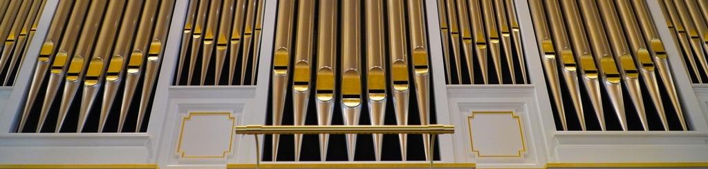 Christ King's Organ